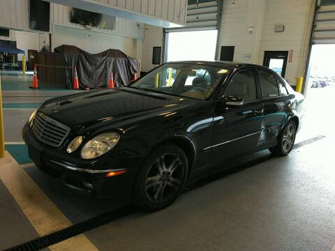 2006 Mercedes-Benz E-Class for sale at Auto Wholesalers Of Rockville in Rockville MD
