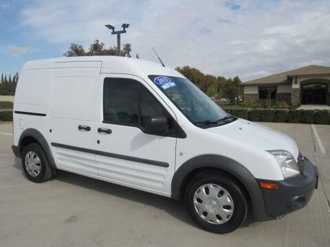 2013 Ford Transit Connect for sale at Repeat Auto Sales Inc. in Manteca CA