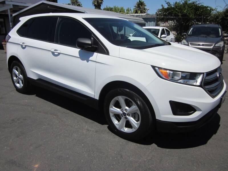 2016 Ford Edge for sale at Public Wholesale in Sacramento CA