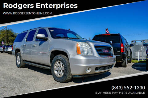 2010 GMC Yukon XL for sale at Rodgers Enterprises in North Charleston SC