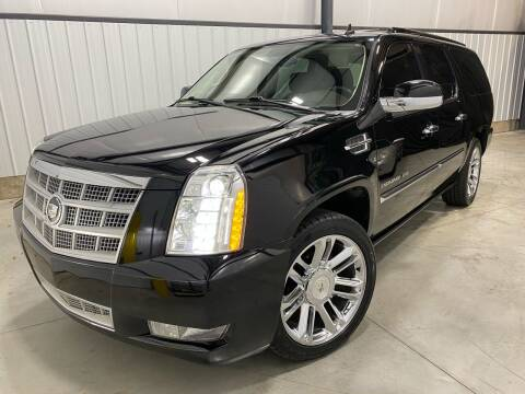 2012 Cadillac Escalade ESV for sale at EUROPEAN AUTOHAUS in Holland MI