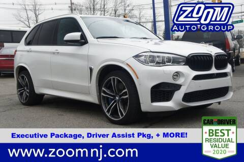2016 BMW X5 M for sale at Zoom Auto Group in Parsippany NJ