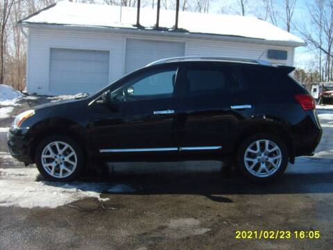 2013 Nissan Rogue for sale at Northport Motors LLC in New London WI