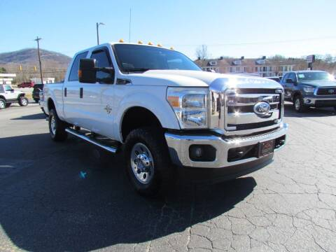 2012 Ford F-350 Super Duty for sale at Hibriten Auto Mart in Lenoir NC