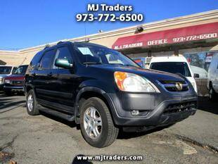 2004 Honda CR-V for sale at M J Traders Ltd. in Garfield NJ
