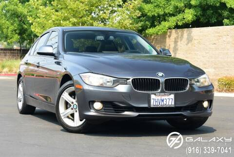 2012 BMW 3 Series for sale at Galaxy Autosport in Sacramento CA