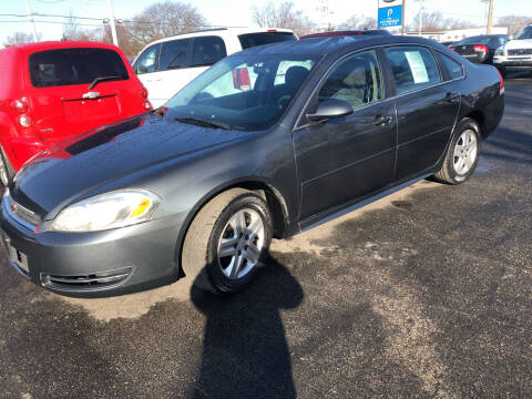 2011 Chevrolet Impala for sale at Prospect Auto Mart in Peoria IL