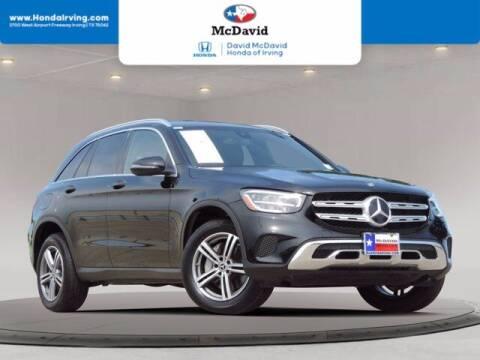 2020 Mercedes-Benz GLC for sale at DAVID McDAVID HONDA OF IRVING in Irving TX