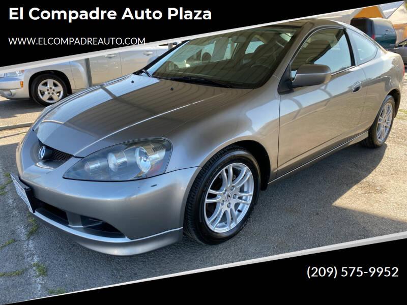 2006 Acura RSX for sale at El Compadre Auto Plaza in Modesto CA