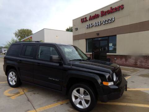 2016 Jeep Patriot for sale at US Auto Brokers LLC in Kansas City MO