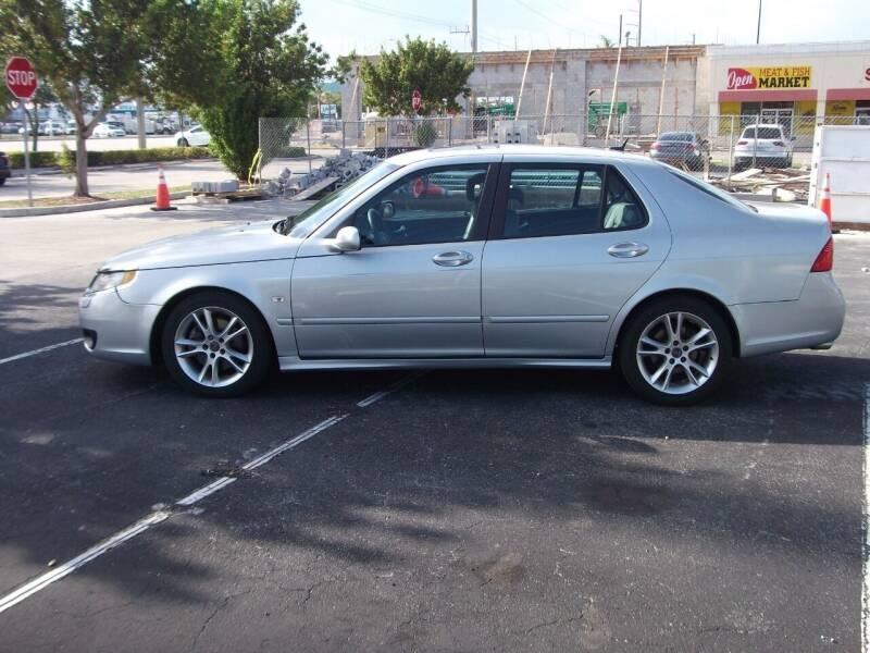 2007 Saab 9-5 for sale in Hollywood, FL