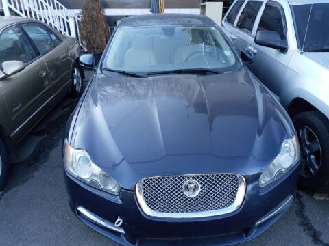 2011 Jaguar XF for sale at Family Auto Center in Waterbury CT