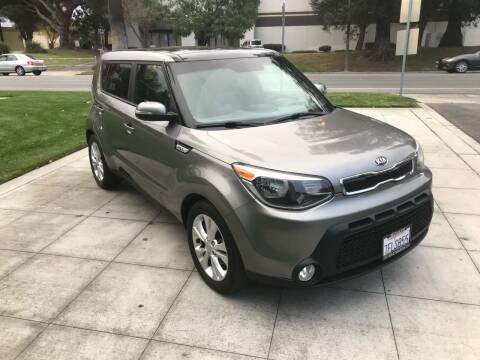 2014 Kia Soul for sale at Top Motors in San Jose CA