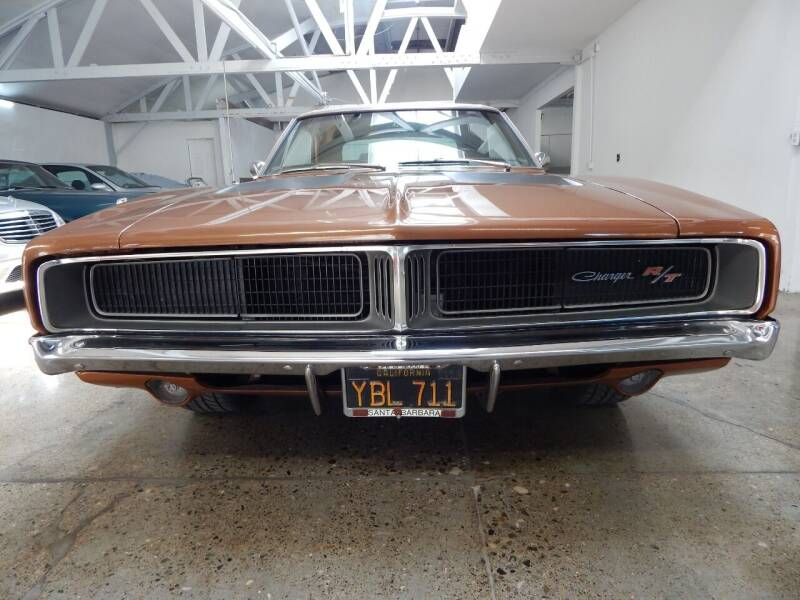 1969 Dodge Charger for sale at Milpas Motors Auto Gallery in Ventura CA
