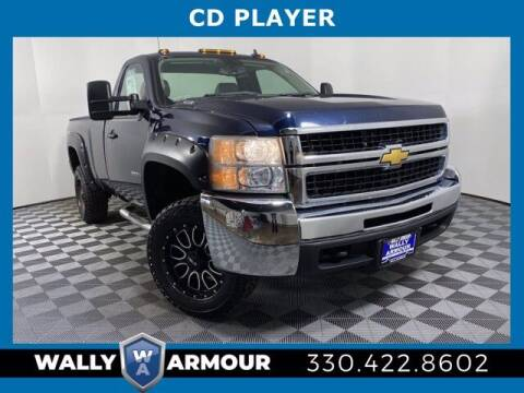 2008 Chevrolet Silverado 2500HD for sale at Wally Armour Chrysler Dodge Jeep Ram in Alliance OH