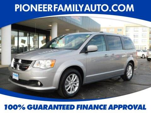2019 Dodge Grand Caravan for sale at Pioneer Family auto in Marietta OH