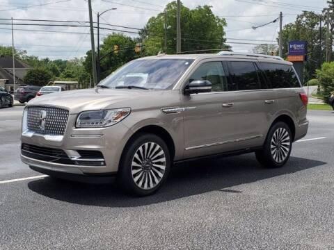 2019 Lincoln Navigator for sale at Gentry & Ware Motor Co. in Opelika AL