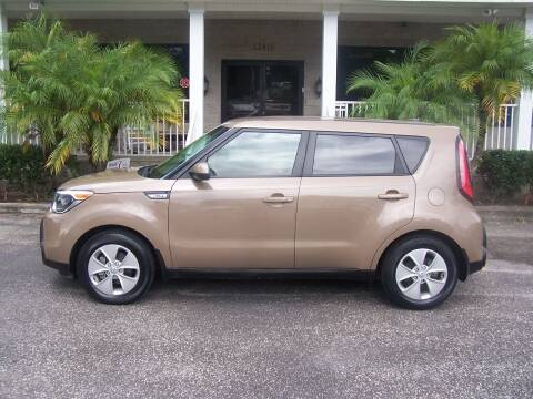 2016 Kia Soul for sale at Thomas Auto Mart Inc in Dade City FL