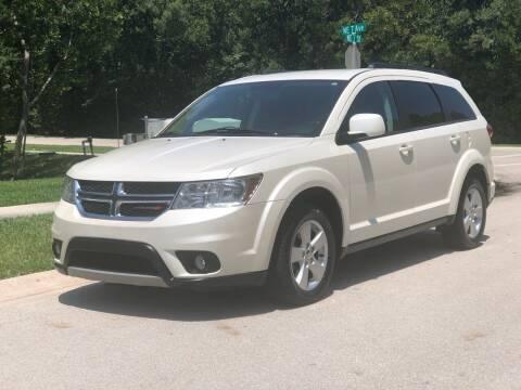 2012 Dodge Journey for sale at L G AUTO SALES in Boynton Beach FL