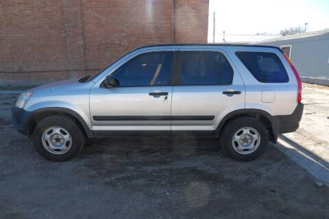 2004 Honda CR-V for sale at Paris Fisher Auto Sales Inc. in Chadron NE