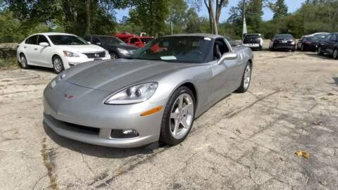 2005 Chevrolet Corvette for sale at Cj king of car loans/JJ's Best Auto Sales in Troy MI