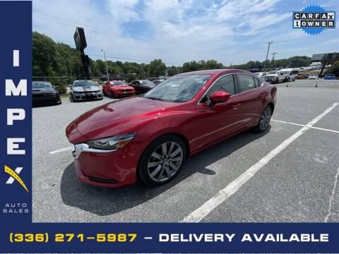 2018 Mazda MAZDA6 for sale at Impex Auto Sales in Greensboro NC