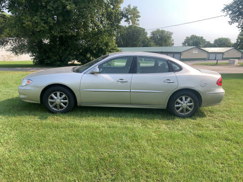 2007 Buick LaCrosse for sale at Velp Avenue Motors LLC in Green Bay WI