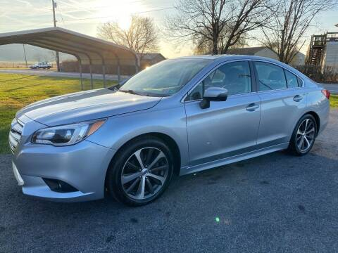 2015 Subaru Legacy for sale at Finish Line Auto Sales in Thomasville PA
