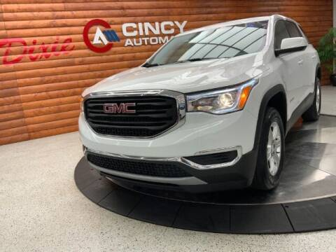 2018 GMC Acadia for sale at Dixie Motors in Fairfield OH