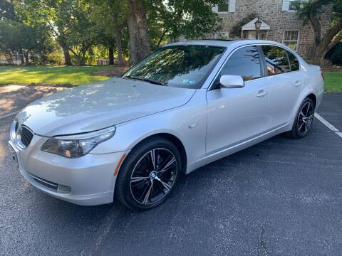 2008 BMW 5 Series for sale at On The Circuit Cars & Trucks in York PA
