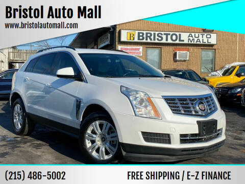 2014 Cadillac SRX for sale at Bristol Auto Mall in Levittown PA