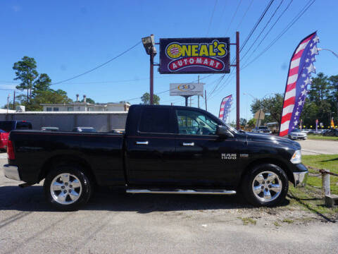 2015 RAM Ram Pickup 1500 for sale at Oneal's Automart LLC in Slidell LA