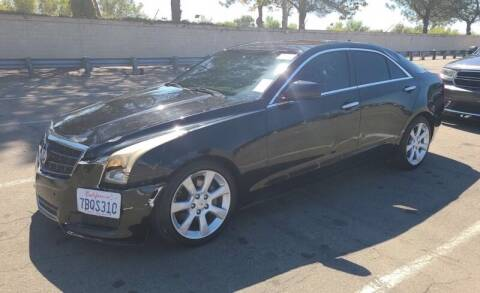 2013 Cadillac ATS for sale at SoCal Auto Auction in Ontario CA