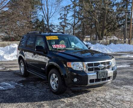 2008 Ford Escape for sale at Budget City Auto Sales LLC in Racine WI