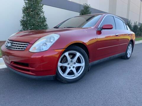 2004 Infiniti G35 for sale at Global Imports Auto Sales in Buford GA