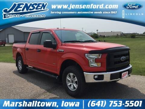 2016 Ford F-150 for sale at JENSEN FORD LINCOLN MERCURY in Marshalltown IA