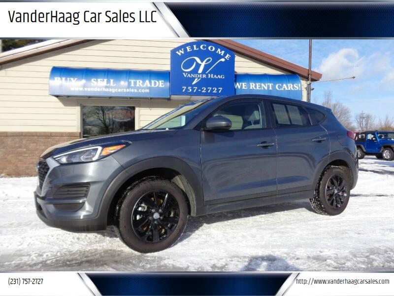 2019 Hyundai Tucson for sale at VanderHaag Car Sales LLC in Scottville MI