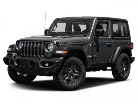 2021 Jeep Wrangler for sale at SCOTT EVANS CHRYSLER DODGE in Carrollton GA