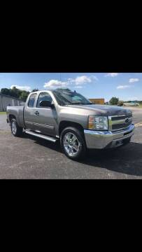 2012 Chevrolet Silverado 1500 for sale at Stephen Motor Sales LLC in Caldwell OH