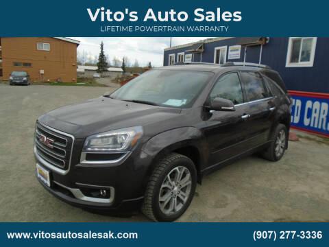2015 GMC Acadia for sale at Vito's Auto Sales in Anchorage AK