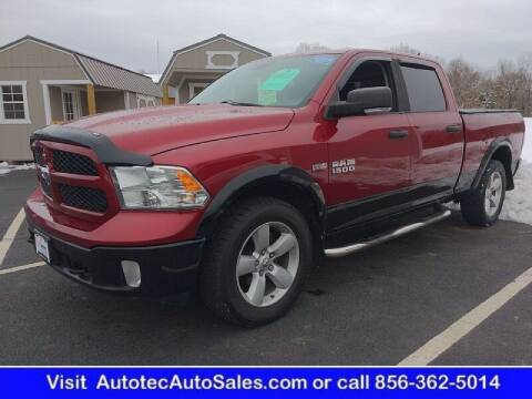 2014 RAM Ram Pickup 1500 for sale at Autotec Auto Sales in Vineland NJ
