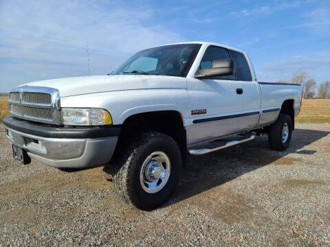 1999 Dodge Ram Pickup 2500 for sale at Shinkles Auto Sales & Garage in Spencer WI