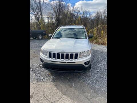 2011 Jeep Compass for sale at Persing Inc in Allentown PA