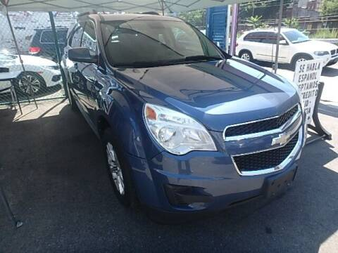 2012 Chevrolet Equinox for sale at Cedano Auto Mall Inc in Bronx NY