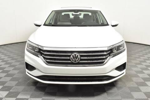 2020 Volkswagen Passat for sale at Southern Auto Solutions - Georgia Car Finder - Southern Auto Solutions-Jim Ellis Volkswagen Atlan in Marietta GA