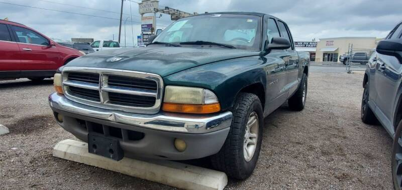 2001 Dodge Dakota for sale at BAC Motors in Weslaco TX