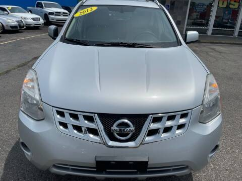 2012 Nissan Rogue for sale at Daniel Auto Sales inc in Clinton Township MI