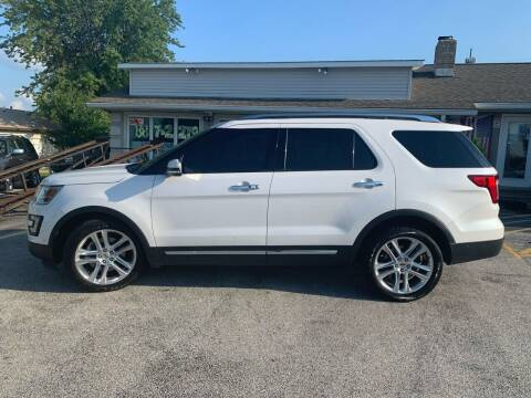 2016 Ford Explorer for sale at Revolution Motors LLC in Wentzville MO