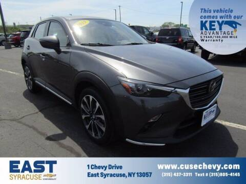 2019 Mazda CX-3 for sale at East Syracuse Performance Sales & Service in Syracuse NY