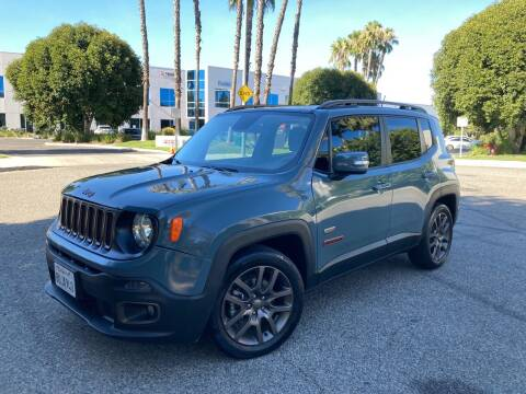 2016 Jeep Renegade for sale at Trade In Auto Sales in Van Nuys CA